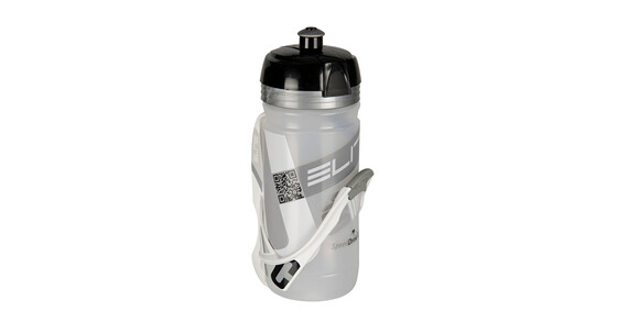 Elite Corsa Cannibal Drinksysteem 550 ml grijs/transparant